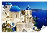 Postereck - 0084 - Santorin, Griechenland - Poster 80.0 cm