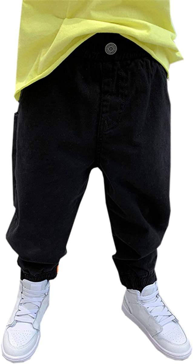 Baltimore Mall Umeyda Boy's Multi-Pocket shop Jeans 3-12 Pants Years