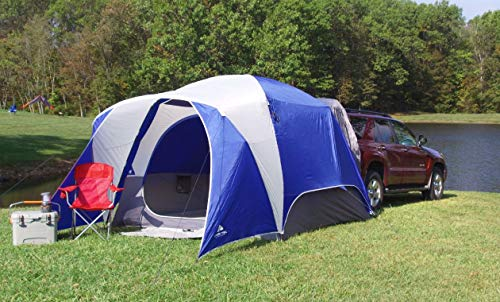 SUV Tailgate Tent Attachment Tents for Camping 5 Person Picnic Sport Events Music Festivals Outdoor...