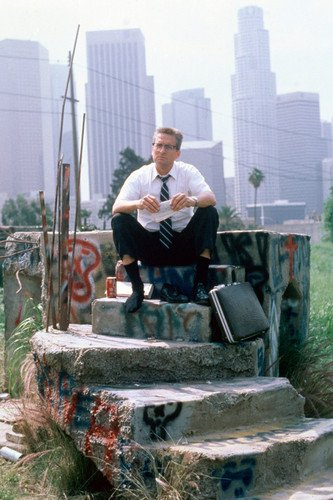 Michael Douglas in Falling Down 24x36 Poster classic in Los Angeles park