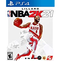NBA 2K21 Standard Edition for PlayStation 4 by 2K