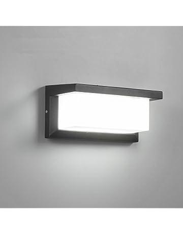Amazon.es: Apliques de exterior: Iluminación