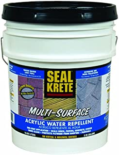 Convenience Products Seal-Krete 20105 Multi-Surface All-Purpose Water Repellent, 5-Gallon