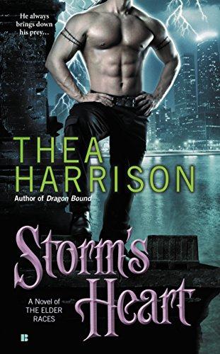 Storm's Heart (Elder Races Book 2)
