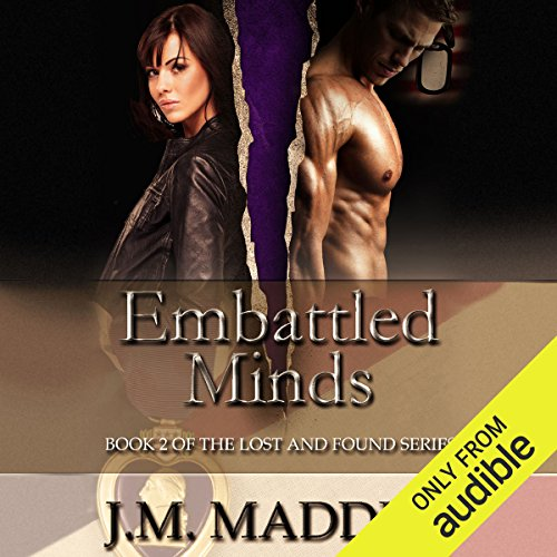 Embattled Minds audiobook cover art