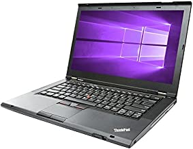 Lenovo ThinkPad T430 Business Laptop Computer, Intel Dual Core i5 2.50GHz up to 3.2GHz, 8GB DDR3 Memory, 128GB SSD, DVD, Windows 10 Professional (Renewed)