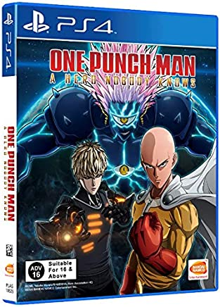 ONE PUNCH MAN: A HERO NOBODY KNOWS PlayStation 4 ONE PUNCH MAN: A HERO NOBODY KNOWS
