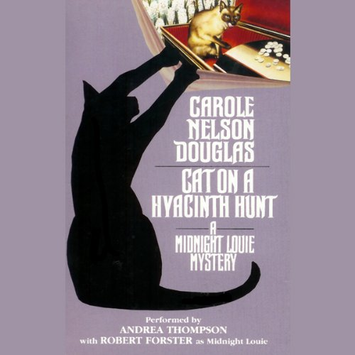 Cat on a Hyacinth Hunt cover art