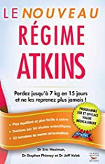 Le Nouveau régime Atkins d'Eric Westman