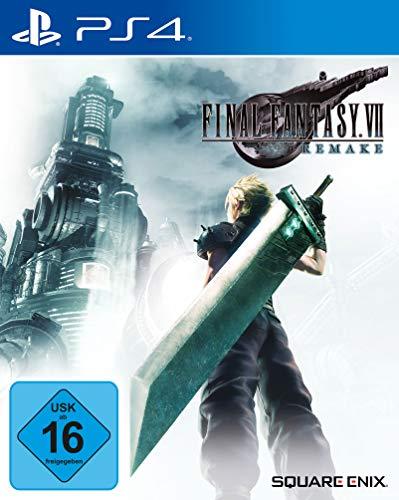 Square Enix Final Fantasy VII HD Remake (Playstation 4)