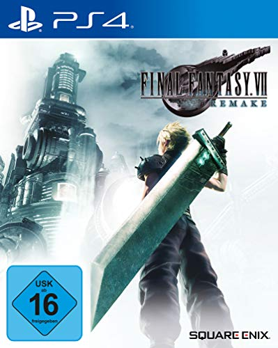 Square Enix Final Fantasy VII HD Remake (Playstation 4)