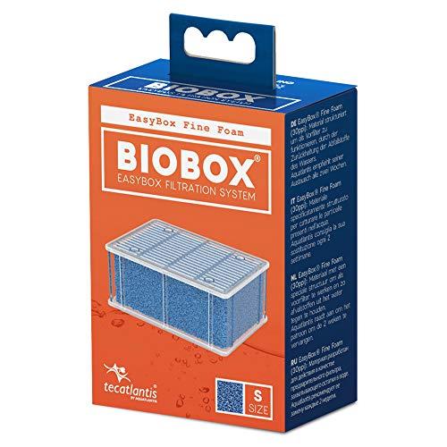 Aquatlantis 03166 EasyBox Filterschwamm fein für Biobox 2, S