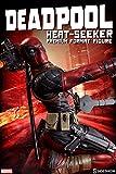 Sideshow SS300511 Collectibles - Figura Decorativa (diseño de Deadpool Heat-Seeker)