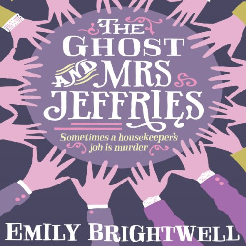 The Ghost and Mrs Jeffries cover art