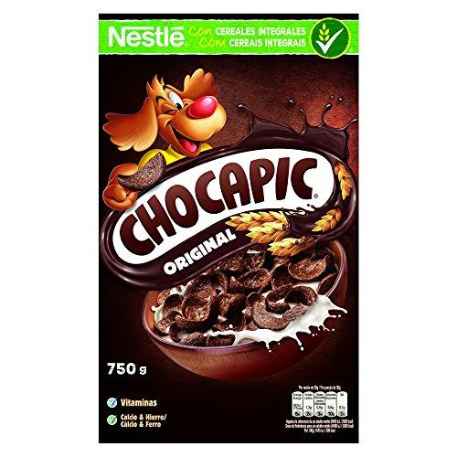Chocapic Cereales Desayuno - Paquete de 14 x 750 g - Total: 10.5 kg