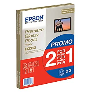 Epson C13S042169 - Pack de 30 hojas de papel fotográfico A4 (B000XGV4L0) | Amazon price tracker / tracking, Amazon price history charts, Amazon price watches, Amazon price drop alerts