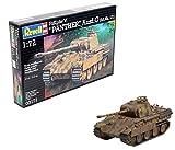 Revell Modellbausatz Panzer 1:72 - PzKpfw V PANTHER Ausf.G (Sd.Kfz. 171) im Maßstab 1:72, Level 4, originalgetreue Nachbildung mit vielen Details, 03171