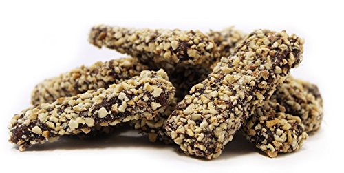 English Toffee Viennese Crunch by Its Delish (Dark Chocolate Coated, 1 lb)