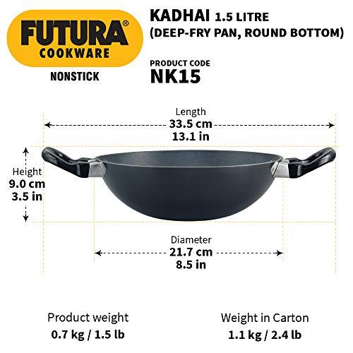 Best Kadai For Deep Frying