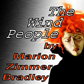 The Wind People audiobook cover art