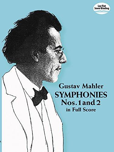 Symphonies Nos. 1 & 2 (Full Score): Partitur, Dirigierpartitur für Orchester (Dover Orchestral Scores)