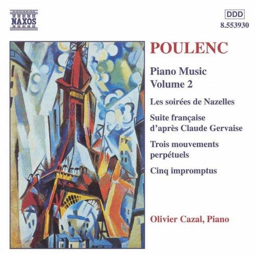 Suite francaise, FP 80 (arr. for piano): V. Bransle de Champagne: Modere, mais sans lenteur