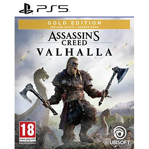 Assassin's Creed Valhalla - GOLD EDITION - PlayStation 5