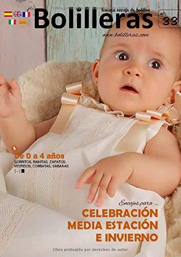 Bolilleras 33: Revista de encaje de bolillos
