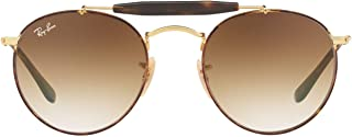 Ray-Ban Rb3747 Round Metal Sunglasses