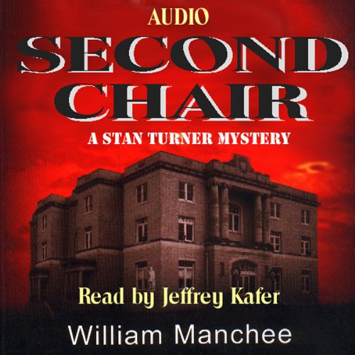 Second Chair audiobook cover art
