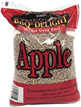 BBQR's Delight Apple Flavor Wood Smoking Pellets 20 pounds