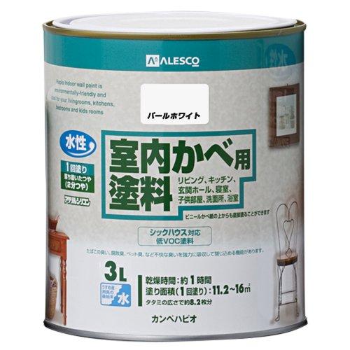 室内かべ用塗料 3L