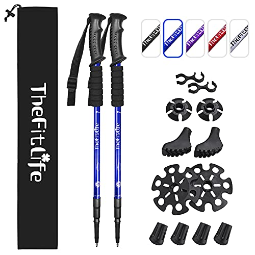Collapsible Hiking Poles