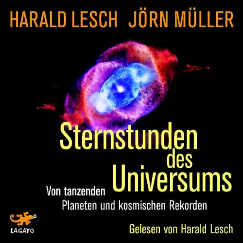 Sternstunden des Universums audiobook cover art