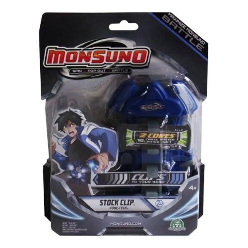 Monsuno Serie 1 - Stock Clip Core-Tech