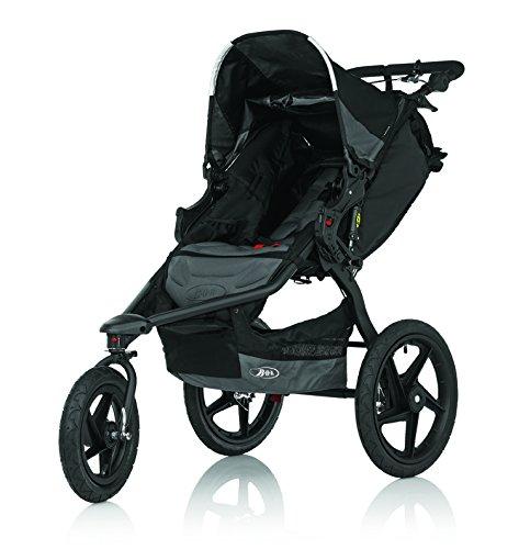 Britax Römer Kinderwagen  6 Monate - 3 Jahre I bis 17 kg I BOB REVOLUTION PRO Jogger I Schwarz