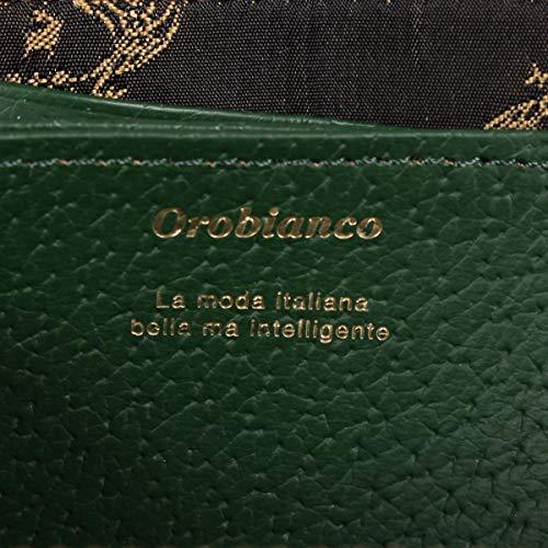 Orobianco(オロビアンコ)『ラウンドファスナー札入れ(ORS-041308)』