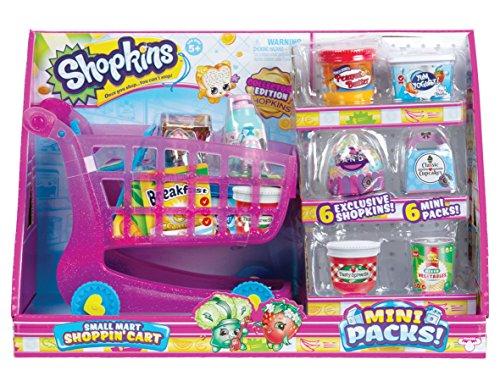 Shopkins HPKE1000 - Mini confezioni per carrelli piccoli