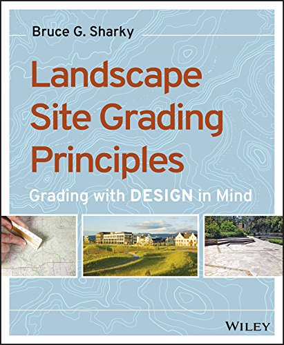 Landscape Site Grading Principles: Grading with Design in Mind