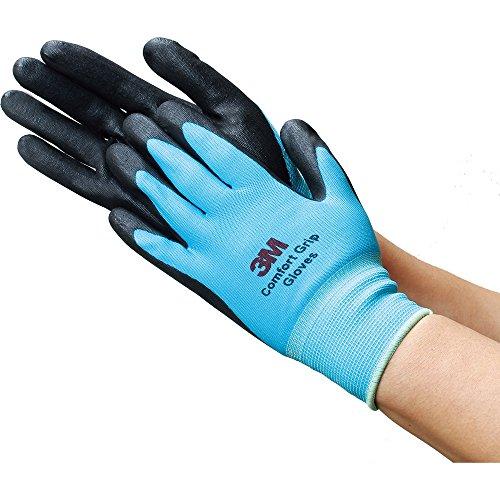 3M コンフォートグリップ グローブ ブルー Lサイズ GLOVE-BLU-L