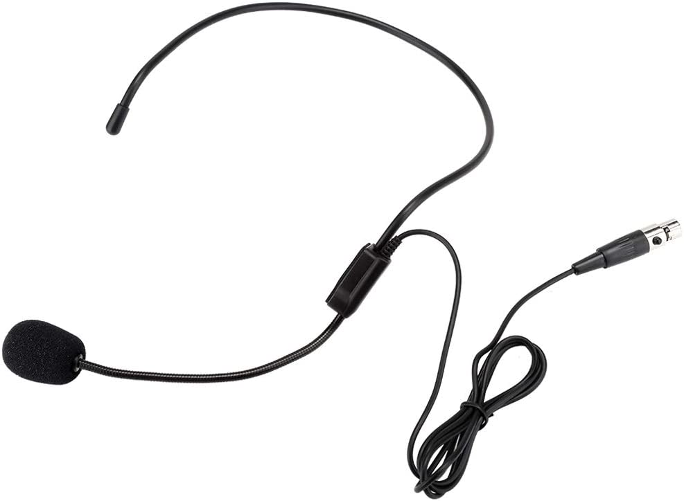 CHENQIAN 3 Pins TA3F New York Mall Plug Head-Wear Wireless Genuine Free Shipping Mic He Professional
