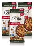 Canterbury Naturals Artisan Soup Mix, Tortilla Soup, 6.8 Ounce, Pack of 3