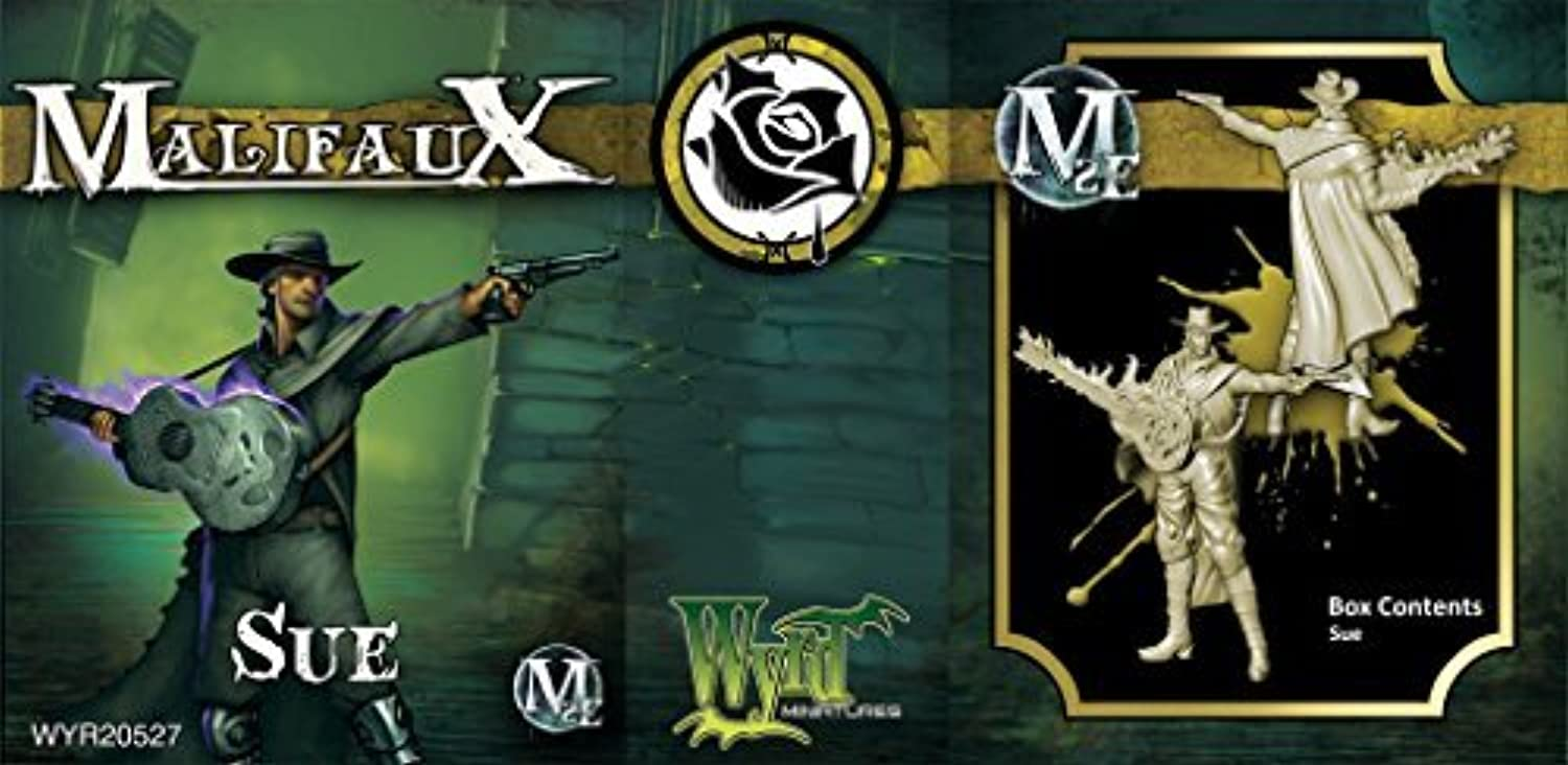 Malifaux Outcasts  Sue by Malifaux