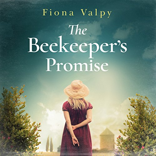 The Beekeeper's Promise audiobook cover art