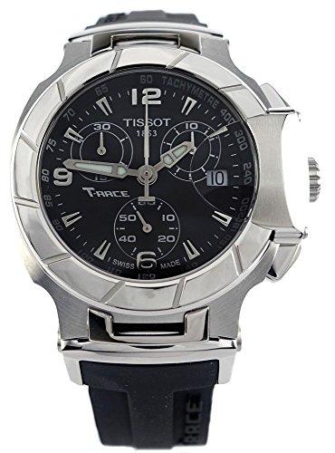 Tissot T048.217.17.057.00 T-Race-Orologio cronografo da donna