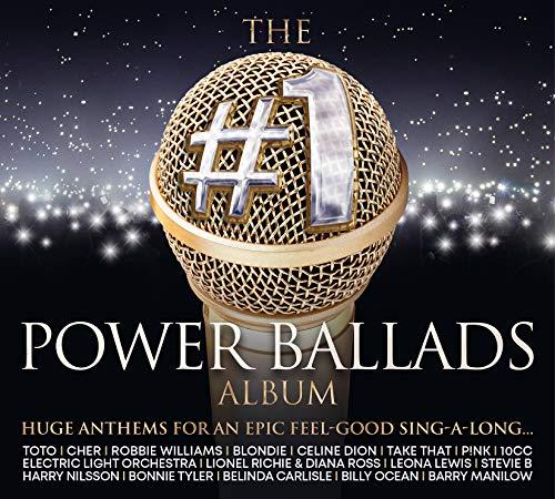 #1 Power Ballads Album / Various