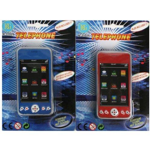 BG International - 31025 - Telephone - 11.5X6 cm