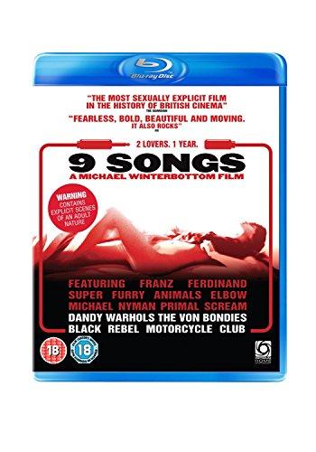 Nine_Songs_(9_Songs) [Reino Unido] [Blu-ray]