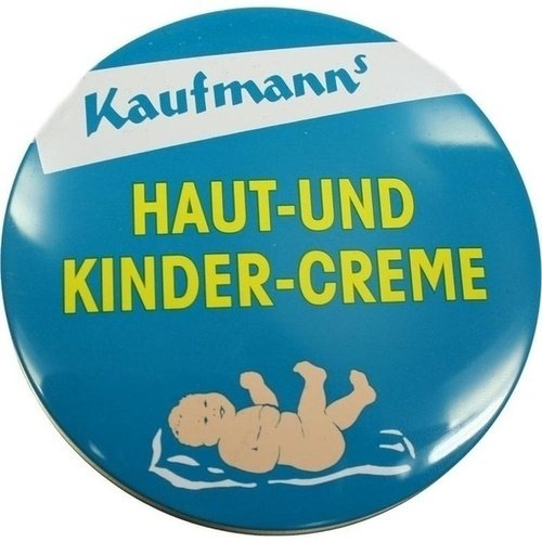 KAUFMANNS Haut u. Kindercreme 75 ml