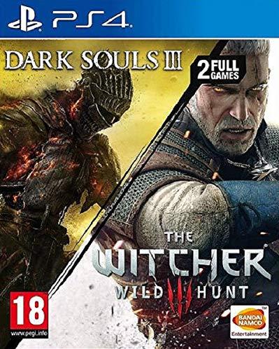 The Witcher 3 + Dark Souls 3